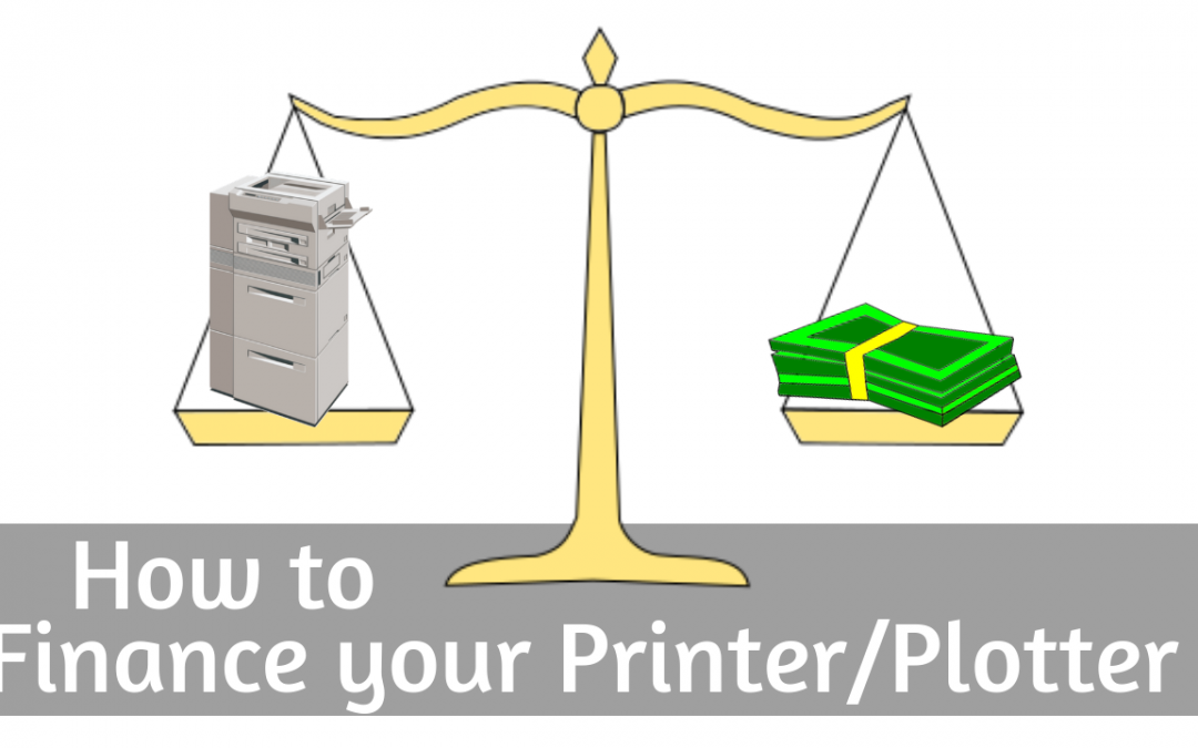 Options for Financing Office Printers