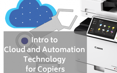 Introduction to Office Printer Cloud and Automation Technology