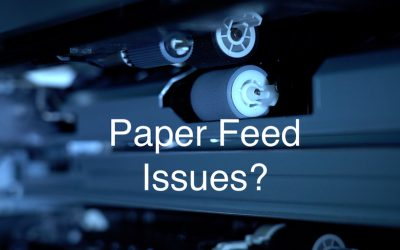 What Causes Paper Feed Issues for Copiers?