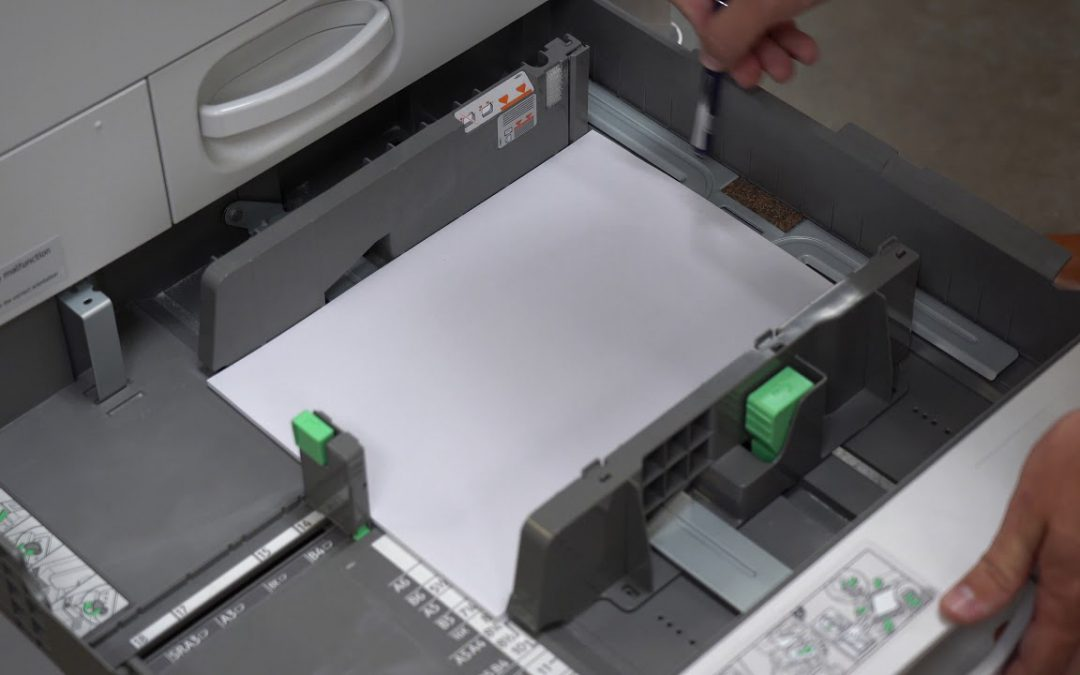 How to Fix a Paper Tray Misfeed (J004 Error)