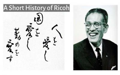 Ricoh History
