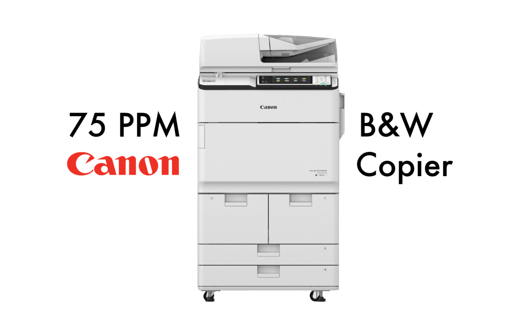 Canon imageRUNNER ADVANCE 6575