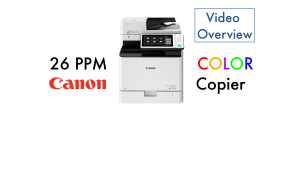 Canon imageRUNNER ADVANCE C256iF