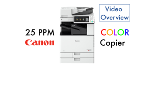 Canon imageRUNNER ADVANCE C3525