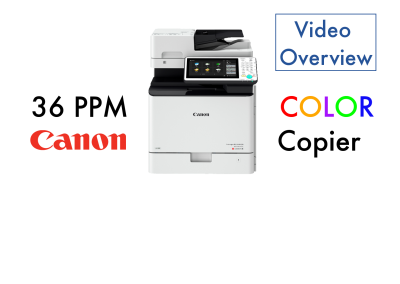 Canon imageRUNNER ADVANCE C356iF