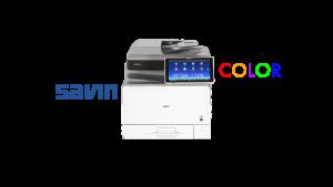 Savin MP C407