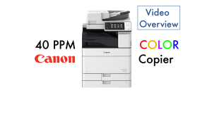 Canon imageRUNNER ADVANCE C5540