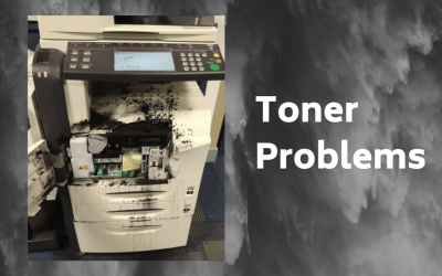 Common Toner Problems