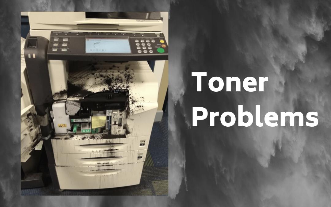 Common Toner Problems