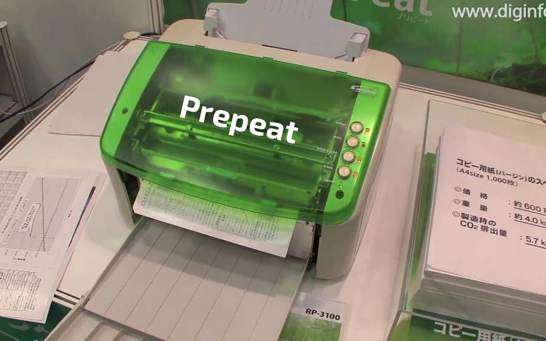 PrePeat Printer