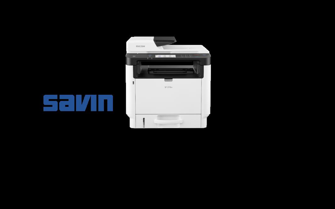 Savin SP 3710SF
