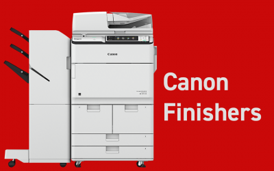 Finishers for Canon Copiers