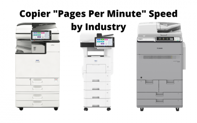 "What ""Pages Per Minute"" Speed Should my Copier Be?"
