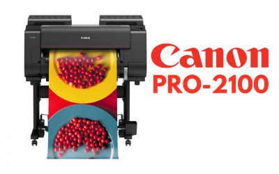 Outstanding Image Quality and Color Consistent Wide Format: imagePROGRAF PRO-2100