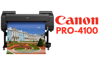Wide Format Compatible with Adobe Creative Cloud – Canon imagePROGRAF PRO-4100