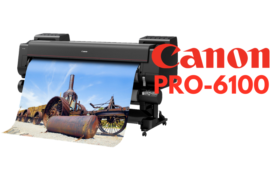 Professional Photo and Fine Art Wide Format – imagePROGRAF PRO-6100