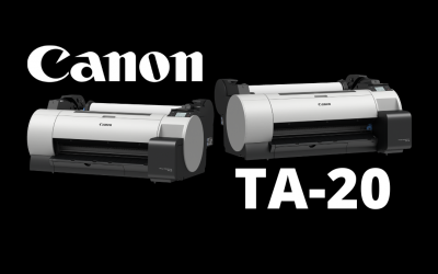 A Great Entry-Level Wide Format, The Canon TA-20